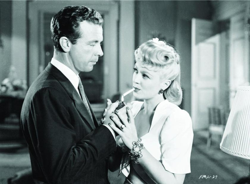 still-of-dick-powell-and-claire-trevor-in-murder,-my-sweet-(1944)-large-picture